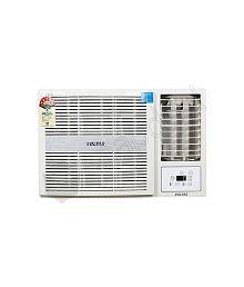 Voltas 1.5 Ton 5 Star 185 Ly Window Air Conditioner White (Copper Condenser) (2017 Model)