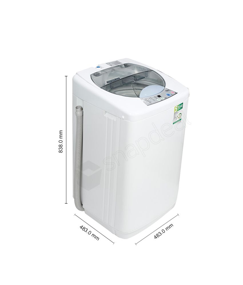 Haier 5.8 Kg HWM 58-020 Fully Automatic Top Load Washing ...