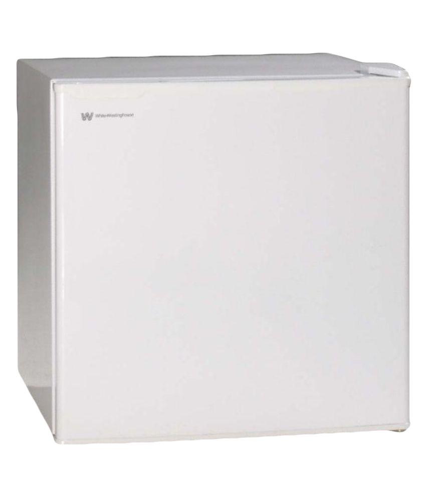 White Westinghouse, Usa 47 LTR WRC44w Single Door Refrigerator white