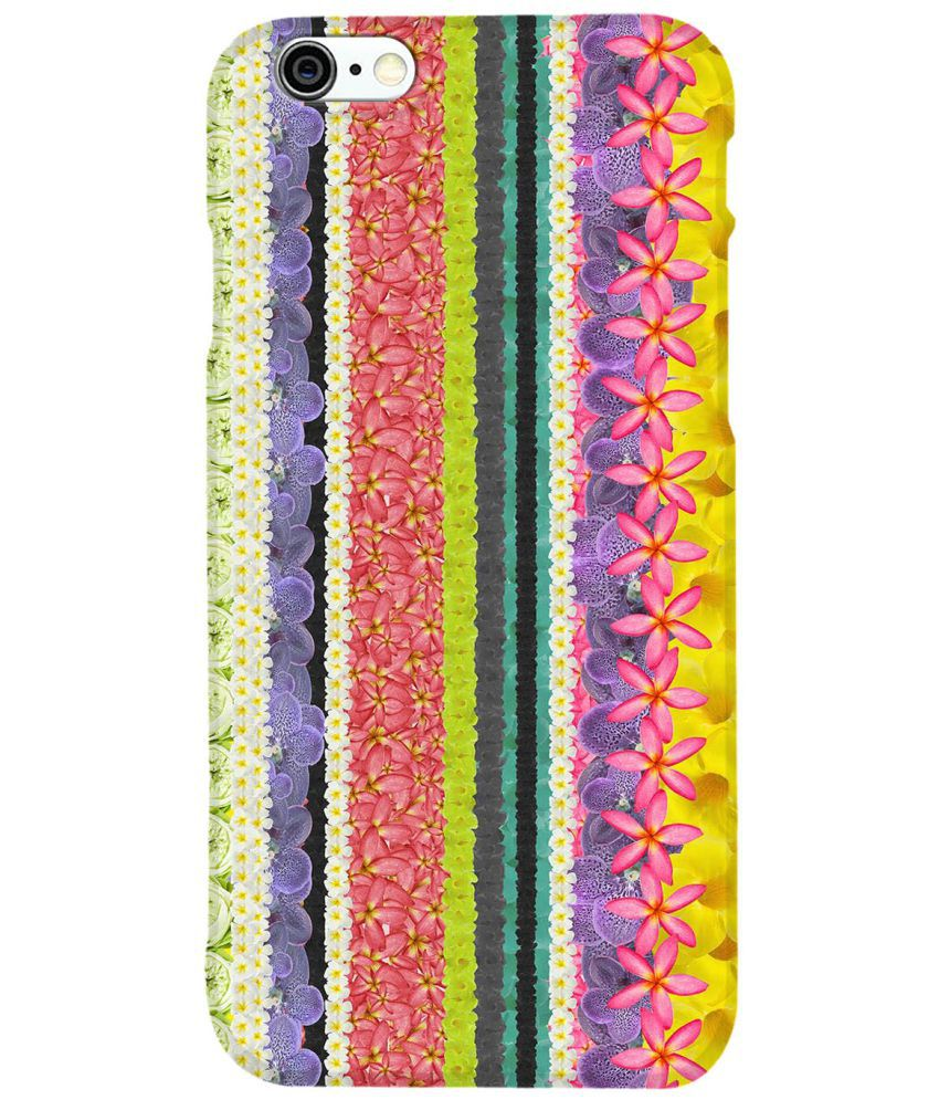 Apple iPhone 6S Plus Printed Cover By SWAGMYCASE