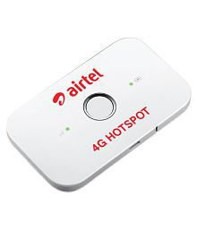 Airtel 4G Unlocked Wifi DataCard Works With any 4g/3g/2g NetWorks