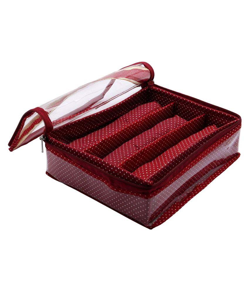 Jillian Red Bangle Box