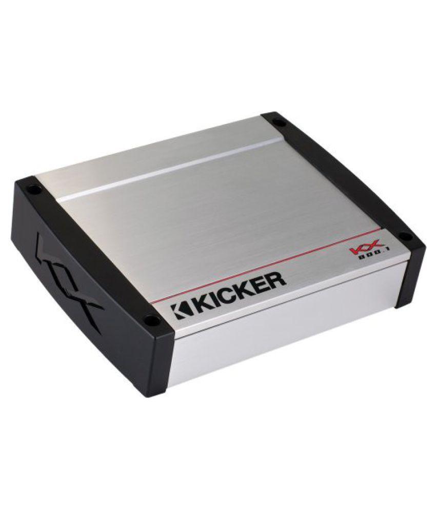 Kicker 02012KX8001 Amplifier