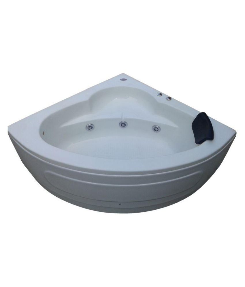 Buy Madonna The Babe Acrylic Free-standing Jacuzzi Massage Bathtub ...