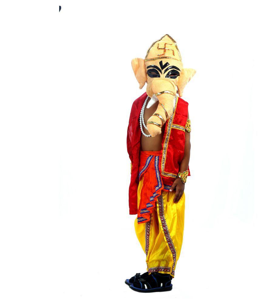 SBD Lord Ganesh Fancy Dress SBD