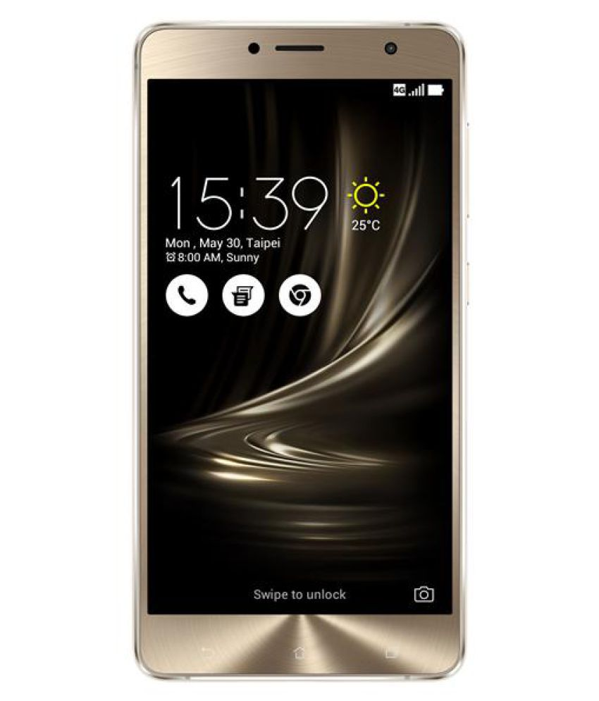 asus zenfone 3 deluxe zs570kl 64gb mobile phones online at. Black Bedroom Furniture Sets. Home Design Ideas