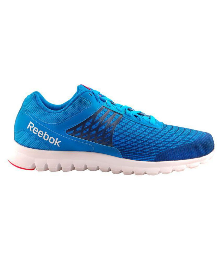 fb72ac32291 Reebok Sublite Escape Shoes Blue Running Shoes - Buy Reebok Sublite ...
