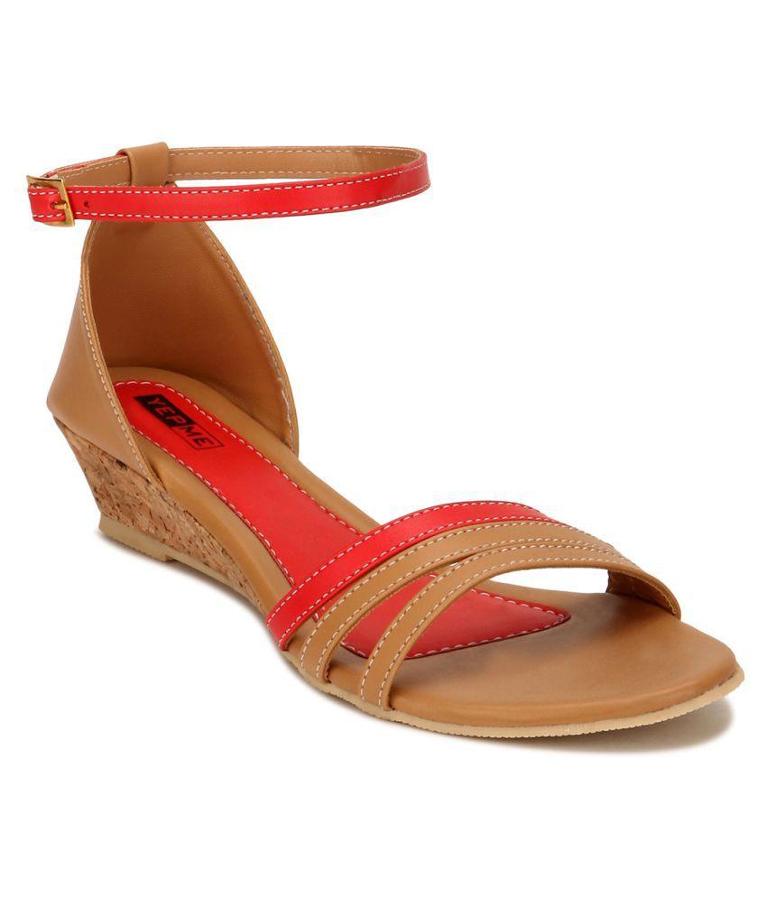 Yepme Multi Color Heels