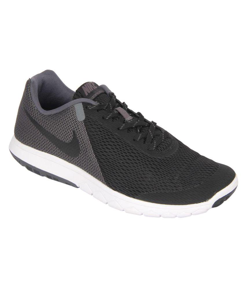 moins cher 040b5 b4115 Nike Flex Experience RN 5 Black Running Shoes