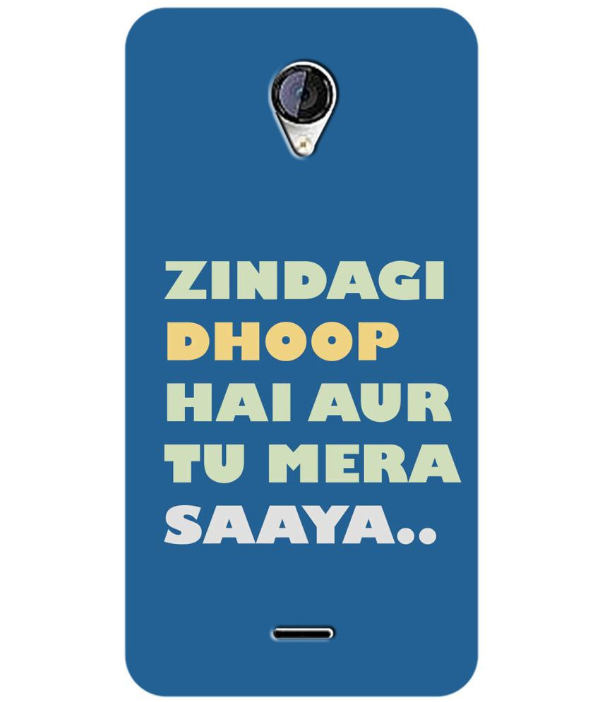 Micromax A106 Printed Cover By SWAGMYCASE