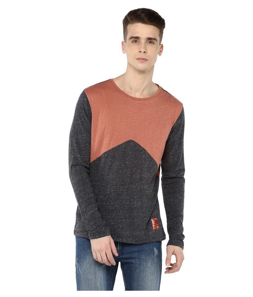 Atorse Multi Round T-Shirt