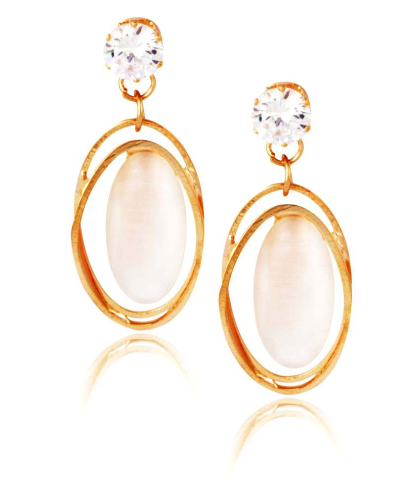 Belleza Golden Earrings