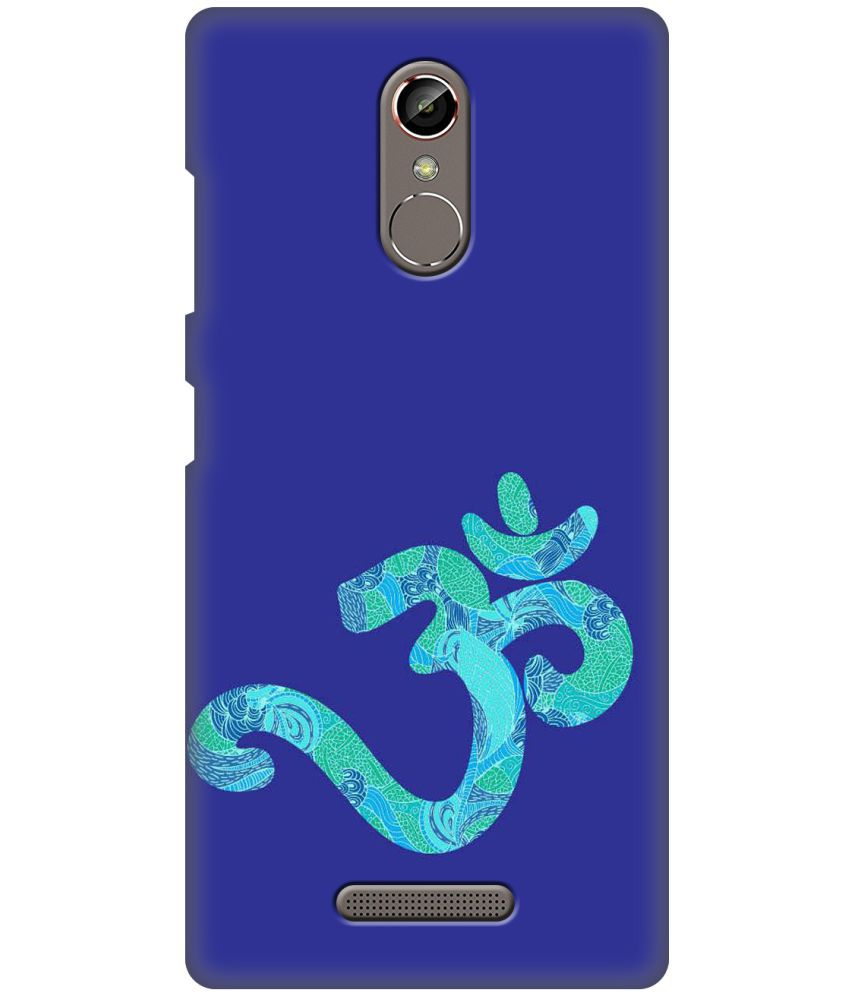 Gionee S6s Printed Cover By ZAPCASE