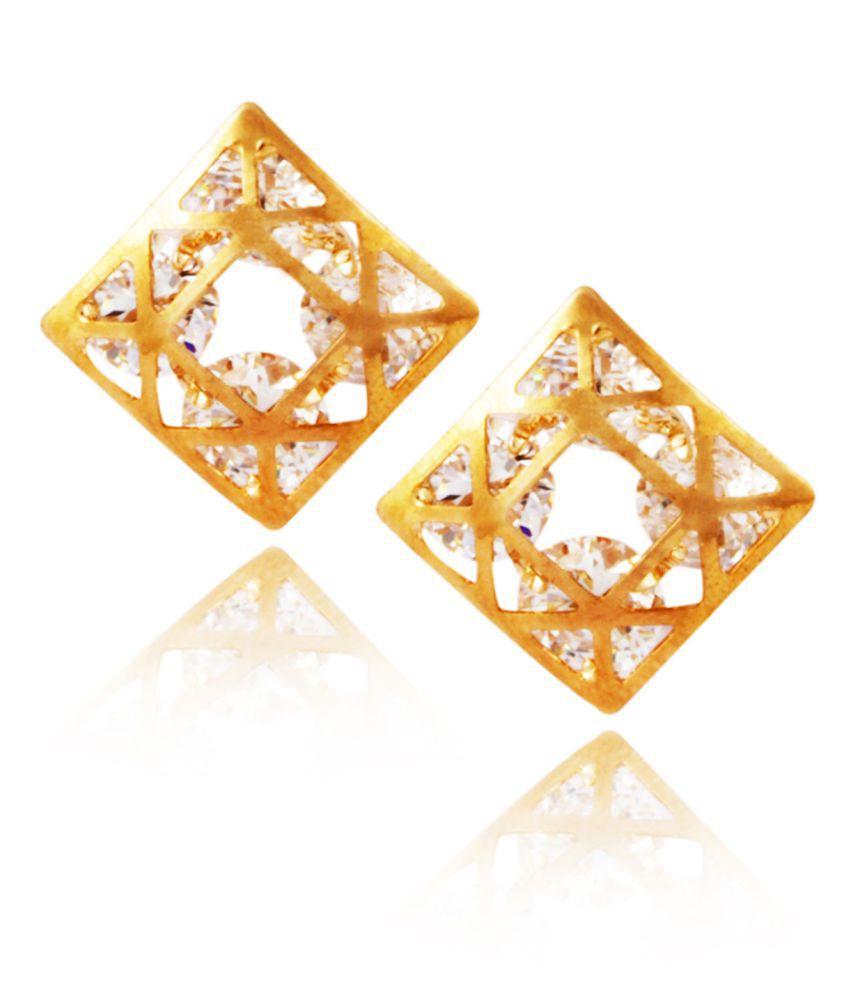 Belleza Golden Earrings