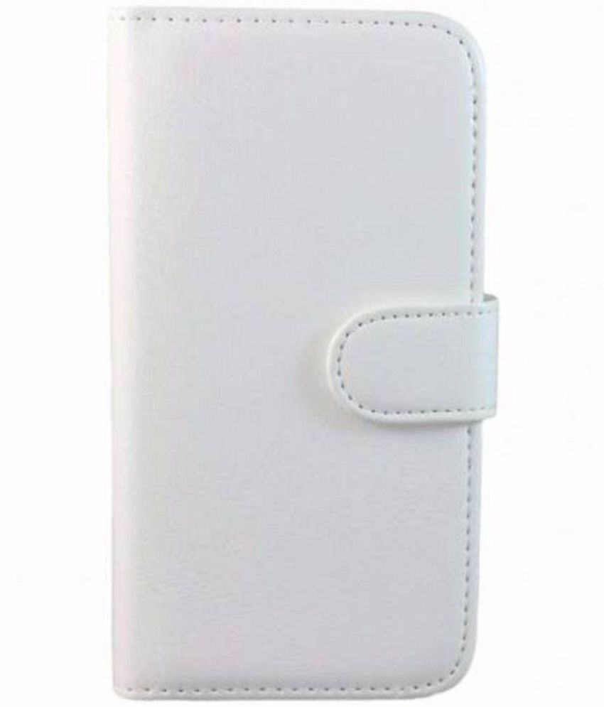 outlet store 7bcd2 f68c6 Samsung Galaxy E5 Flip Cover by STK - White