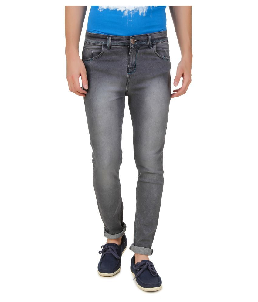 5ACE Grey Slim Solid