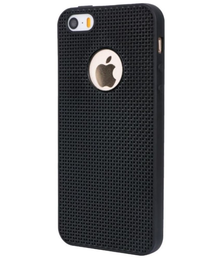 hot sale online fba03 79ca0 Apple iPhone 4S Cover by JMD - Black
