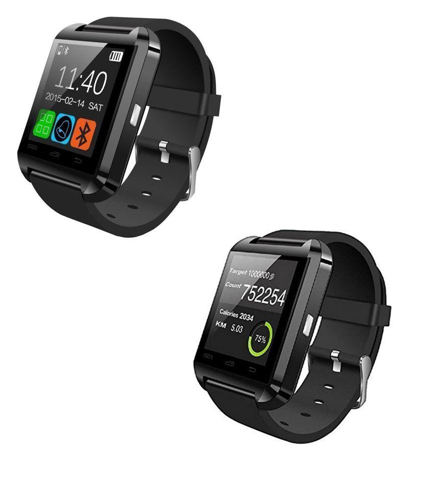 DIGIHUB u8 Watch Phones Black