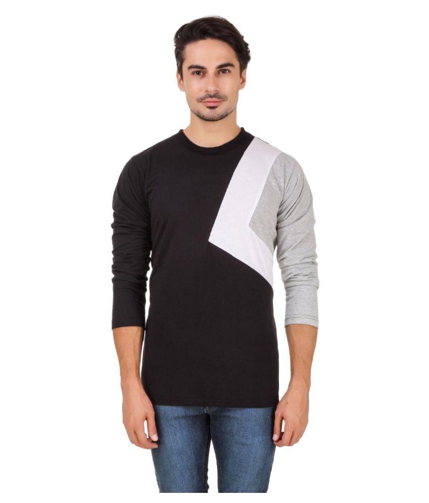 Aurelio Marco Multi Round T-Shirt