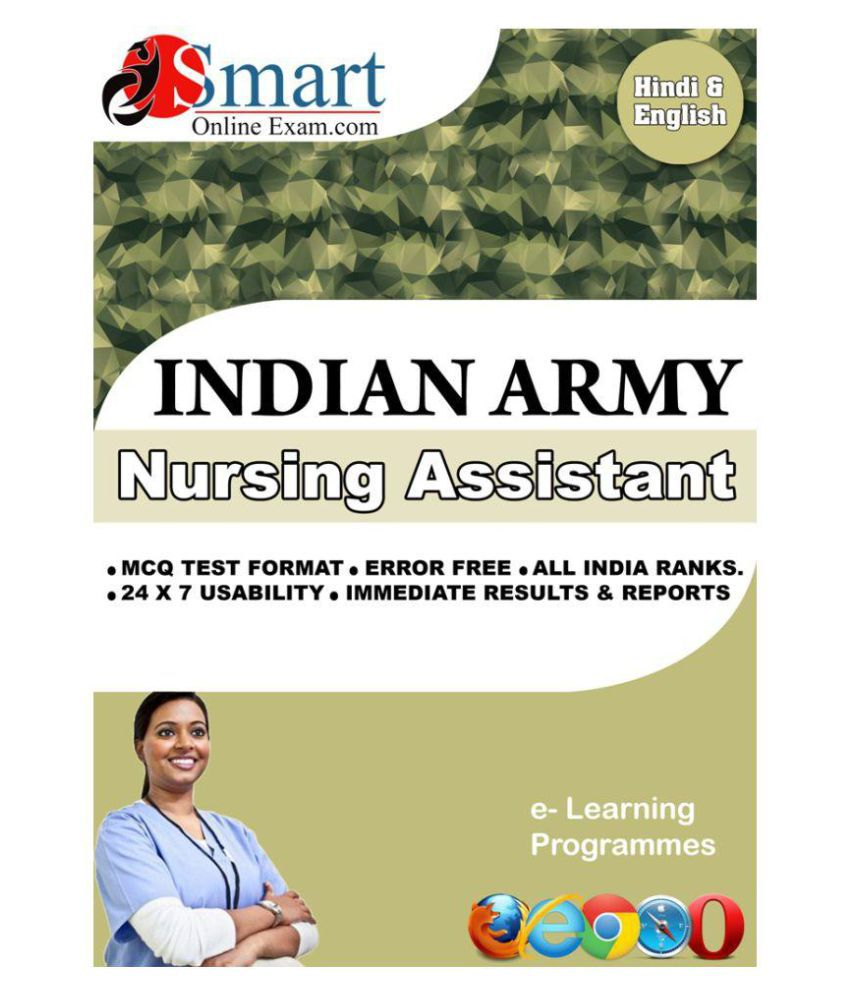 how to become nursing assistant in indian army