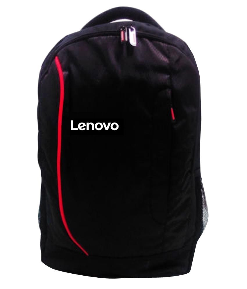 Lenovo Black Laptop Bag
