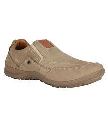 Quick View Woodland Gc 1615114 Outdoor Khaki Casual Shoes