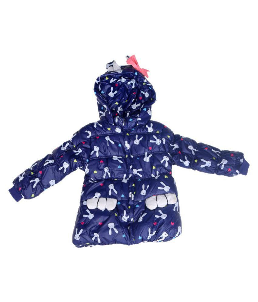 Ishika Garments Blue Jacket