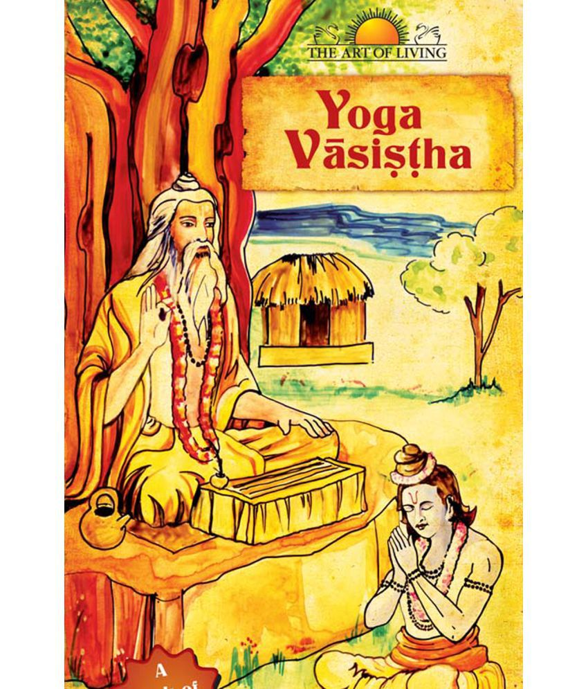 Yoga Vasistha From The Art Of Living Buy Online At Best Price In India Snapdeal