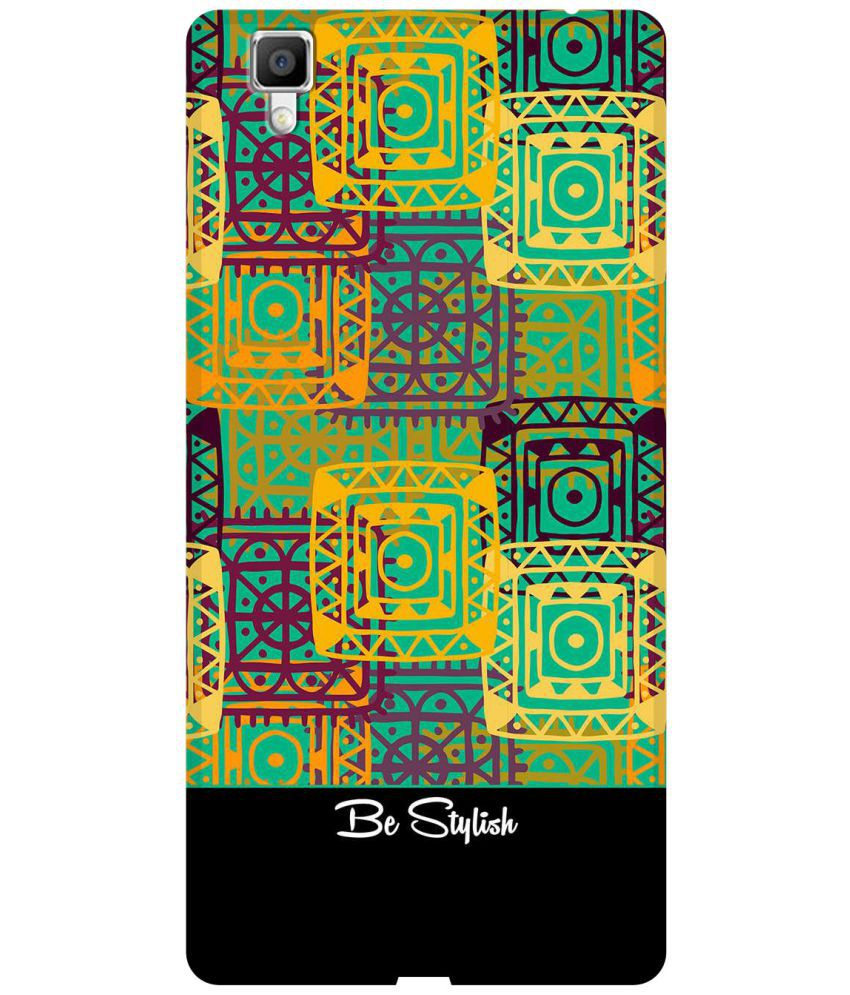 Oppo R7S Printed Cover By SWAGMYCASE