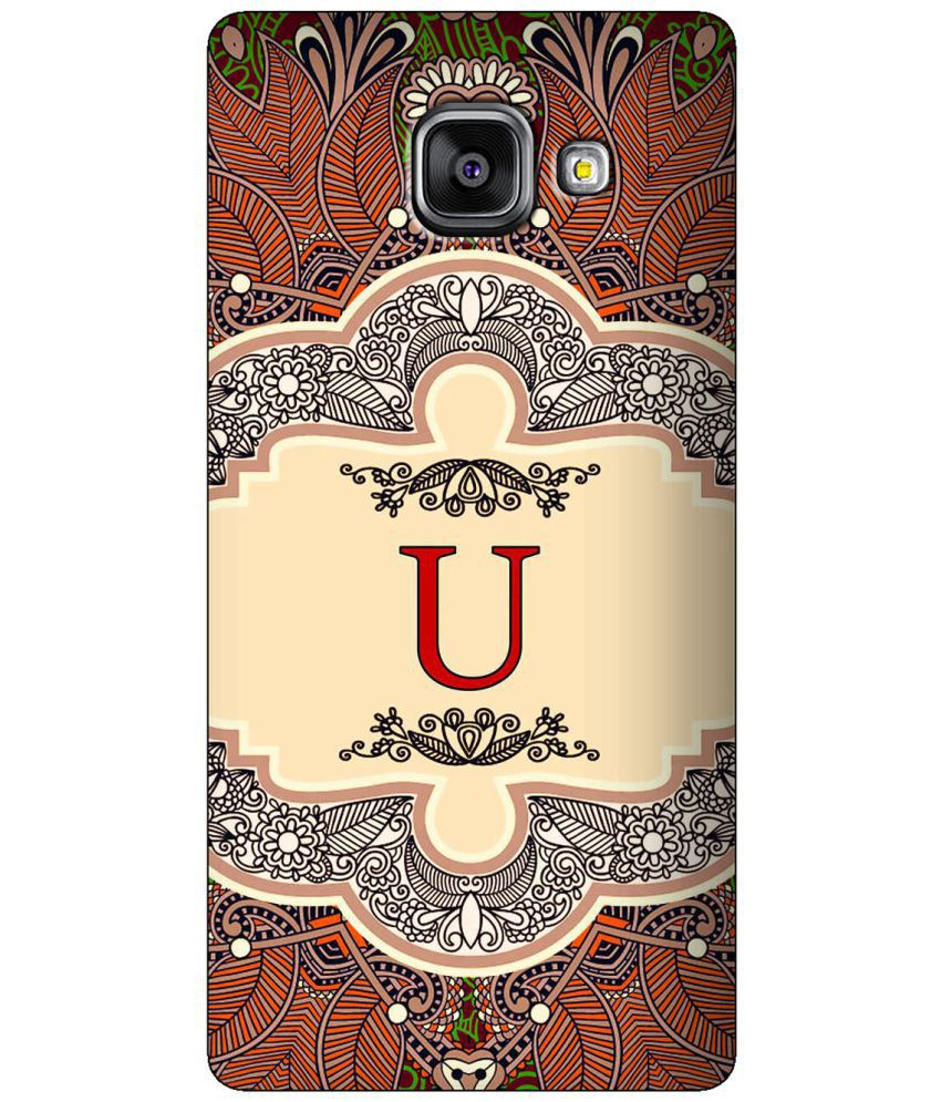 Samsung A5 2016 4G Printed Cover By SWAGMYCASE