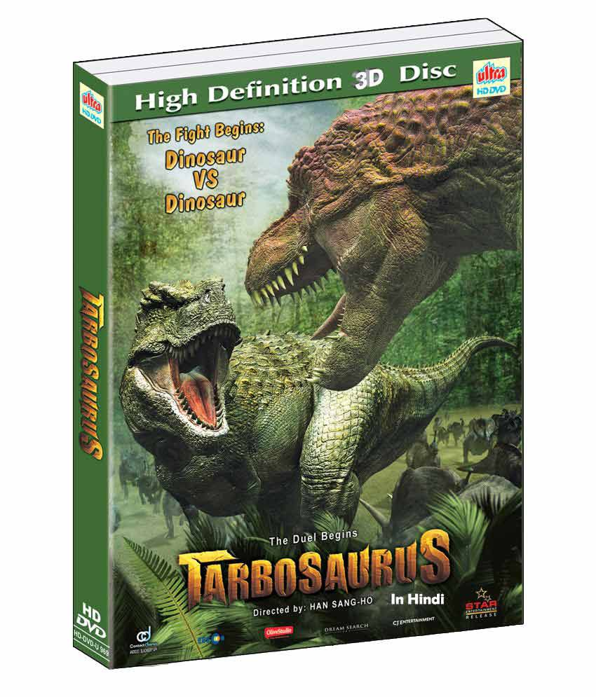 Tarbosaurus (Hindi) ( DVD )- Hindi