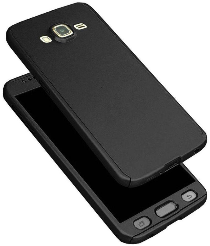 Samsung Galaxy S7 Edge Cover by Galaxy Plus - Black