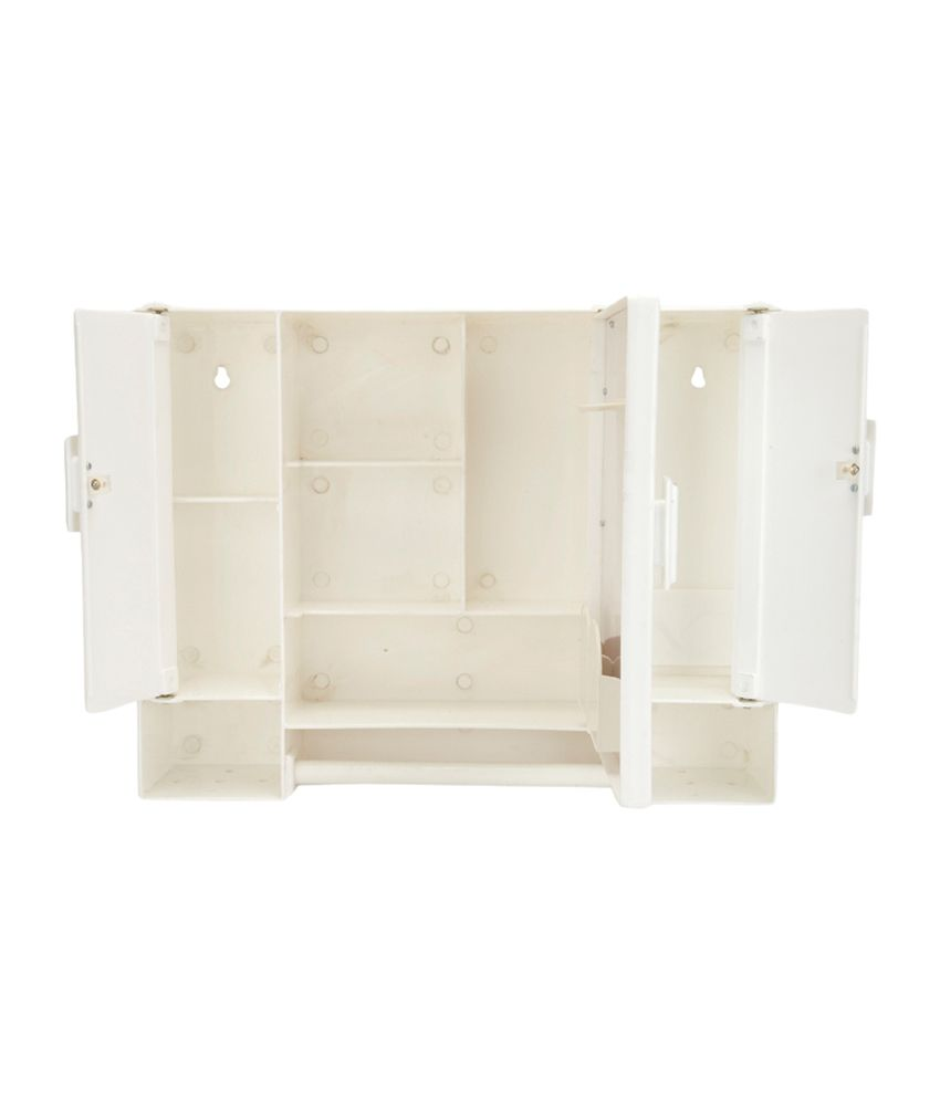 Buy Zahab Plastic Bathroom Cabinet Online at Low Price in India ...