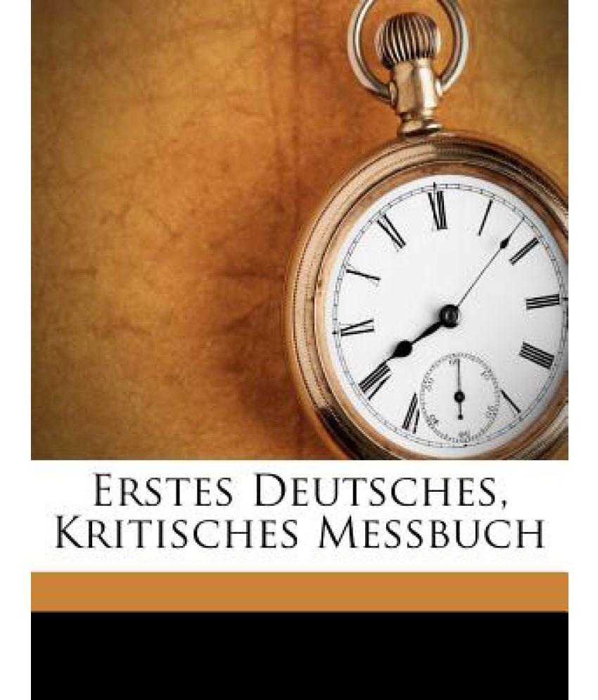 Messbuch Online