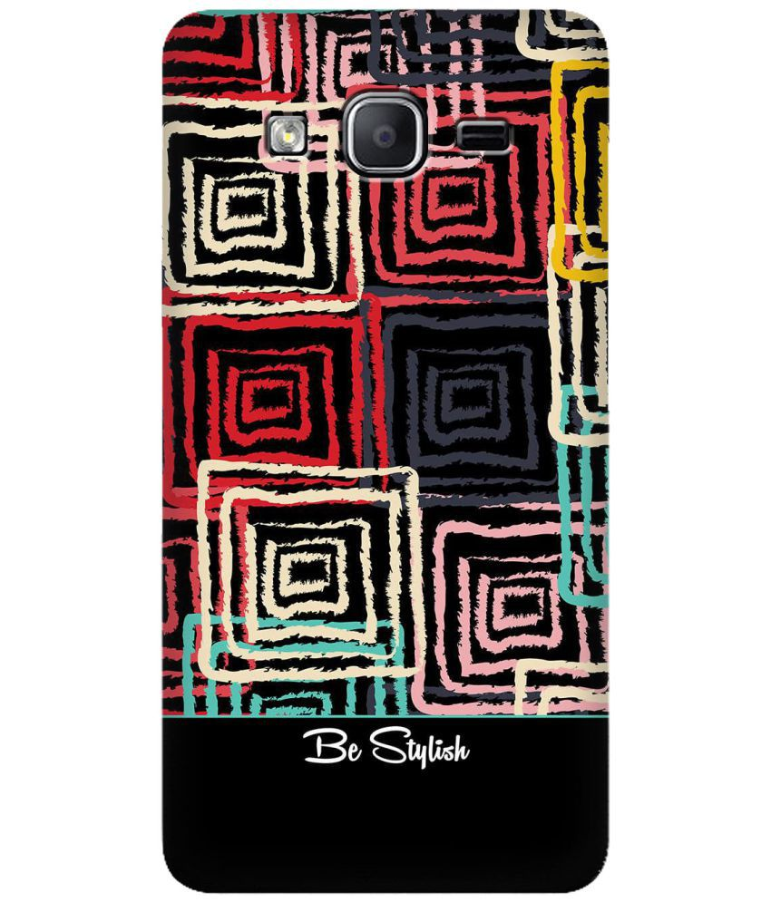 Samsung Galaxy On5 Printed Cover By SWAGMYCASE