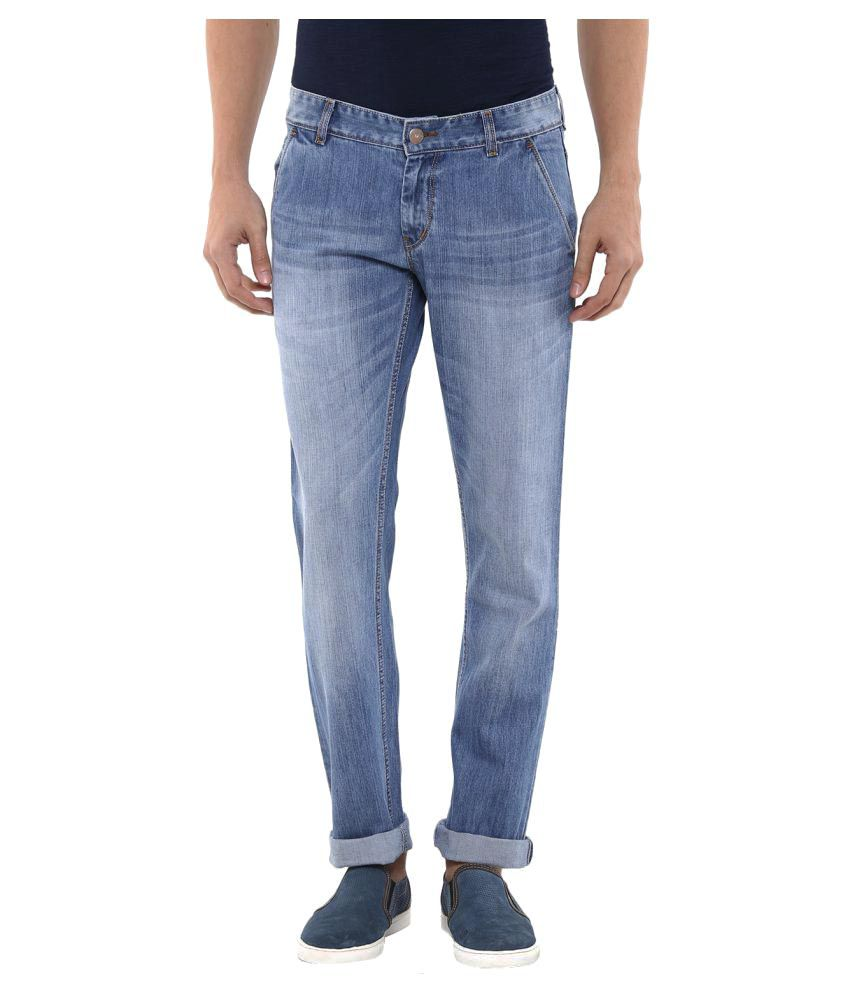 11Cent Blue Slim Fit Jeans