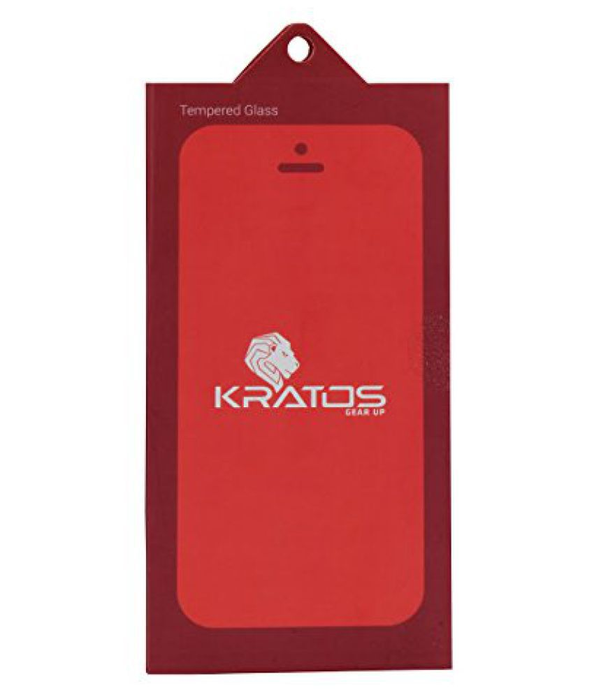 Lava X1 Selfie Tempered Glass Screen Guard By Kratos