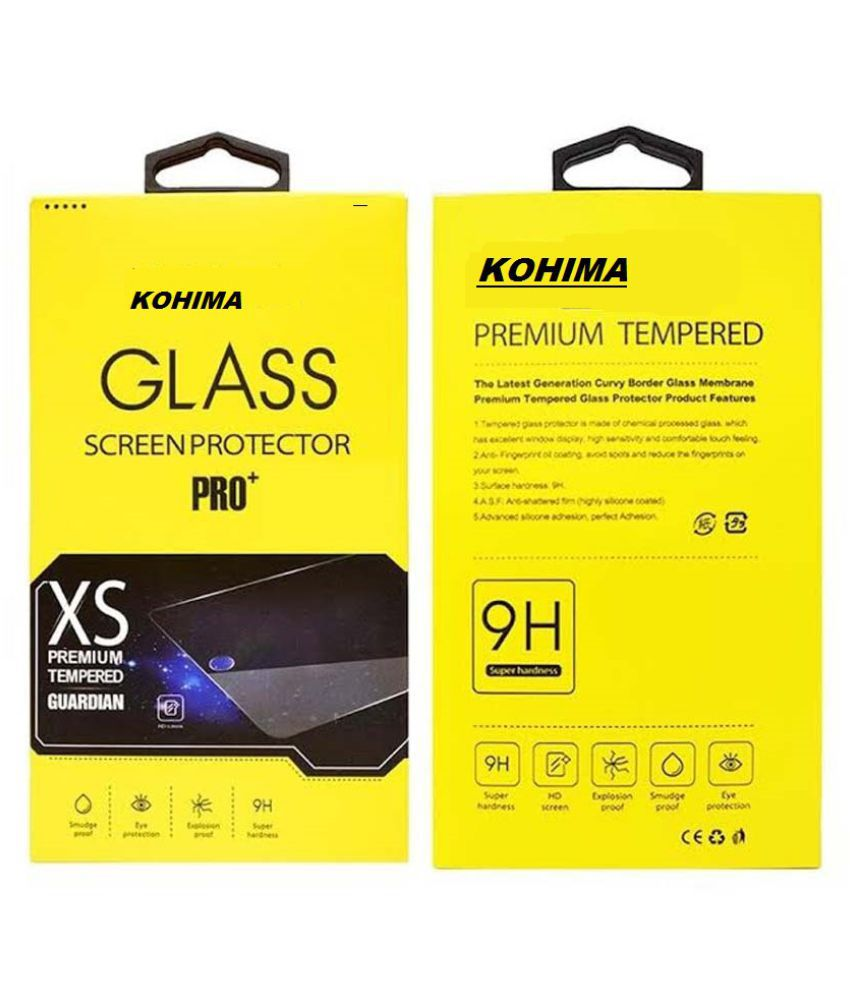 Lenovo Vibe P1 Clear Screen Guard By KOHIMA