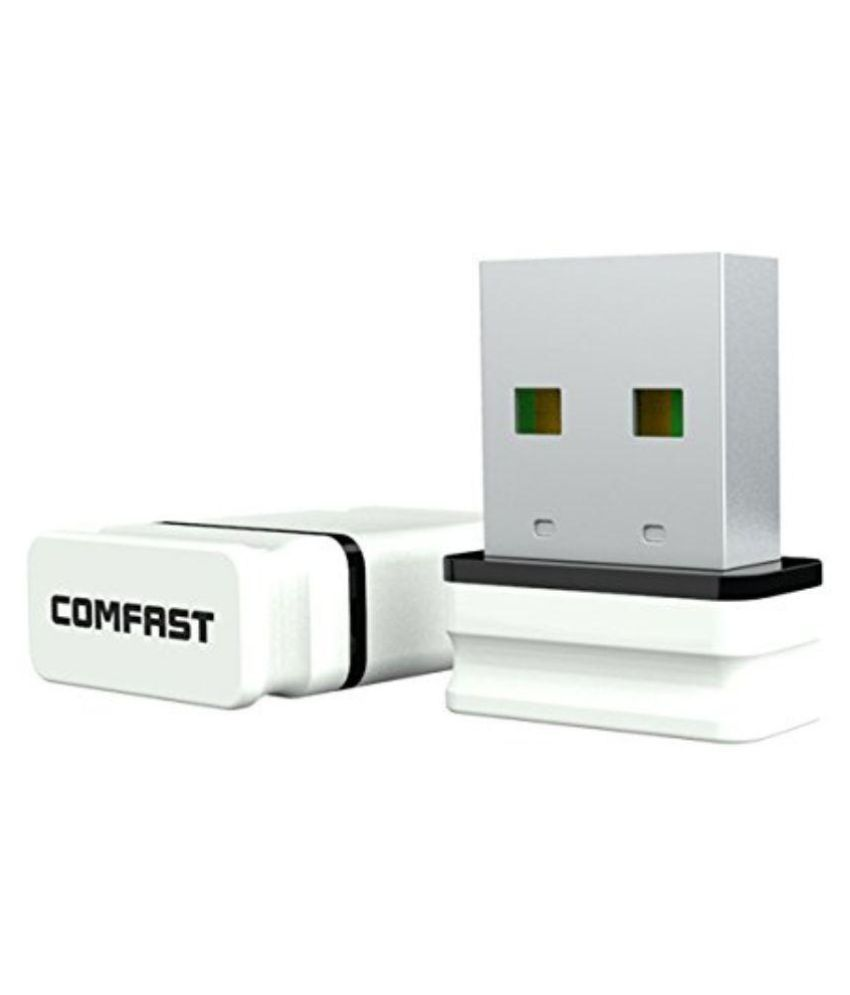Comfast usb wifi adapter 150 3G White