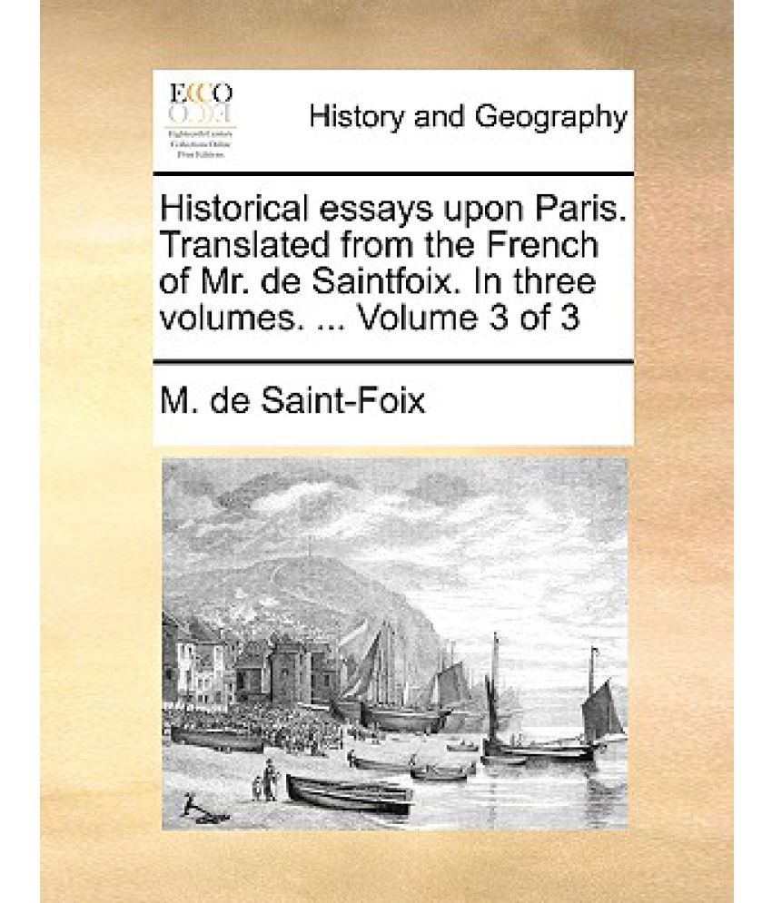 french essays on paris  french essays on paris