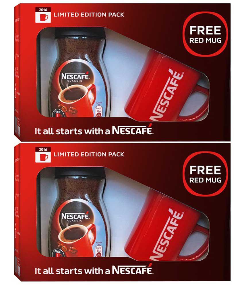 how to make nescafe classic coffee