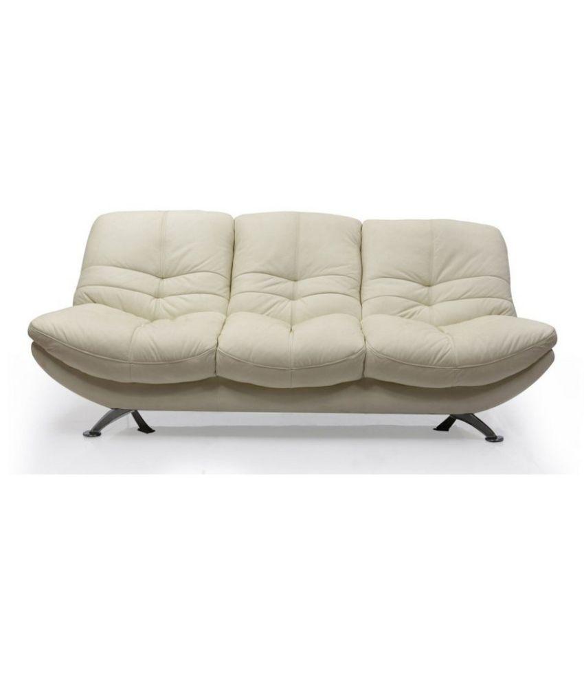 evok austin leatherette 3 2 1 sofa set buy evok austin. Black Bedroom Furniture Sets. Home Design Ideas