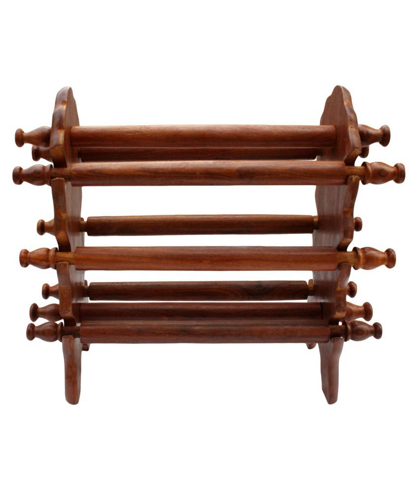 Vishal India Mart Wood Bangle Stand