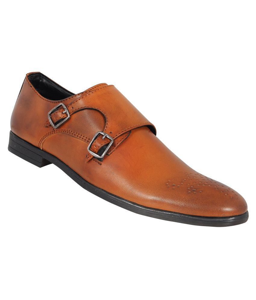 Description. If you wish to purchase Men's Smart Formal Shoes, then these Tan Brogue shoes are the best choice. Brought to you by India's premium footwear and garments brand – Red Rhino, these Lace Brogue shoes are the ideal accessory for today's fashion-conscious man.