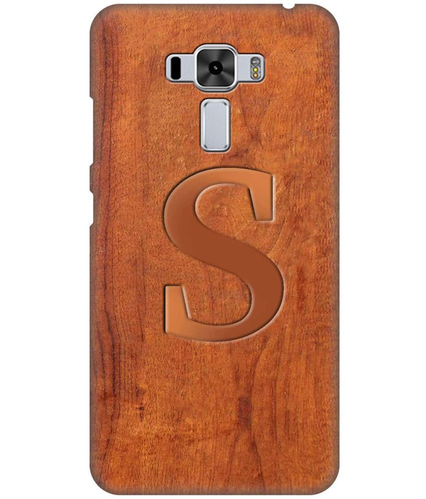 Asus Zenfone 3 Laser ZC551KL Printed Cover By SWAGMYCASE