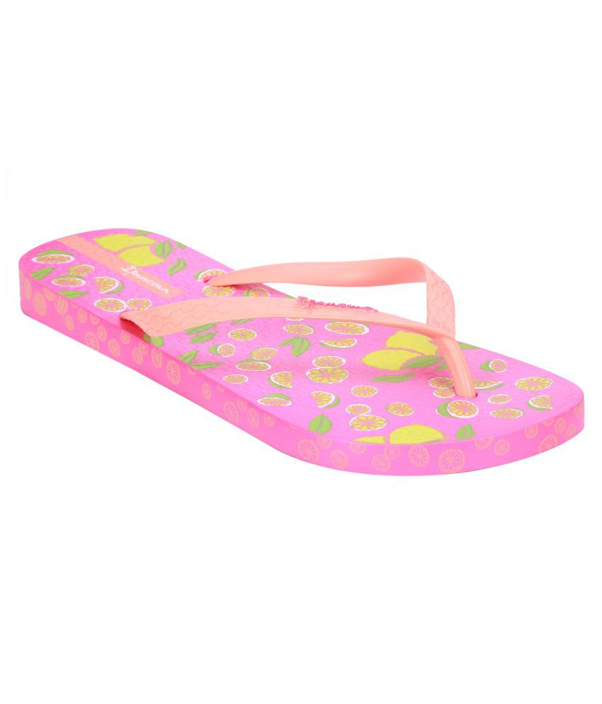 Ipanema PeachPuff Slippers
