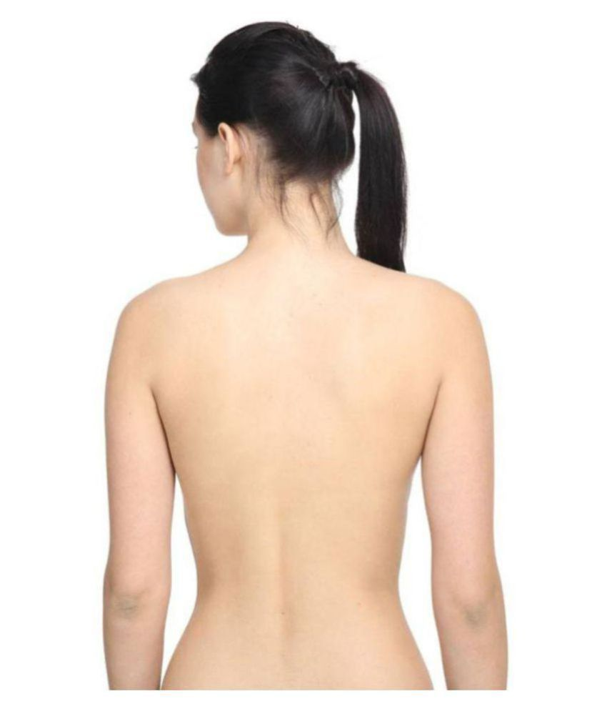 9471470b15138 Buy BM Beige Silicone Push Up Bra Pads Online at Best Prices in ...