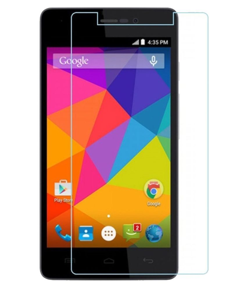 Micromax Bolt S302 Tempered Glass Screen Guard By Next Zone - Mobile ...