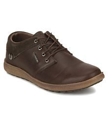Provogue PV6021 Lifestyle Brown Casual Shoes