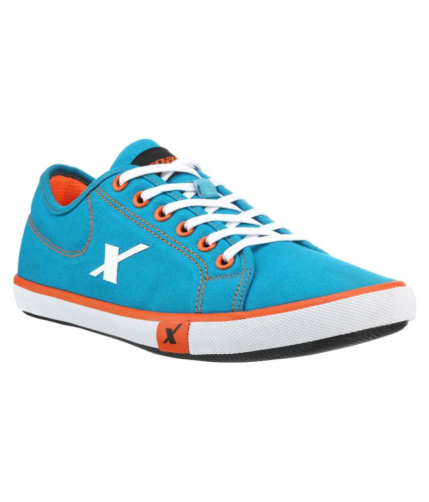 Sparx Sneakers Blue Casual Shoes